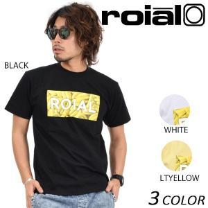 SALE セール メンズ 半袖 Tシャツ roial ロイアル TS584 EE2 D18|murasaki