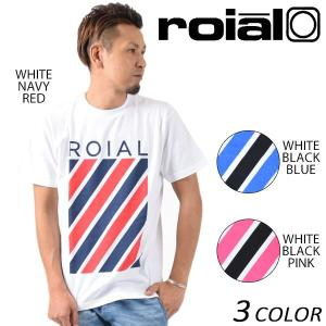 SALE セール メンズ 半袖 Tシャツ roial ロイアル TS587 EE2 D10|murasaki