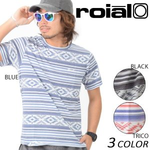 SALE セール メンズ 半袖 Tシャツ roial ロイアル TS593 EE2 D25|murasaki