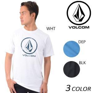 SALE セール メンズ 半袖 Tシャツ VOLCOM ボルコム Lino Stone A3511700 EE1 B5|murasaki