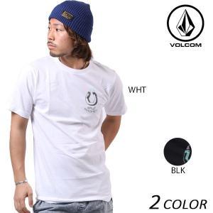 メンズ 半袖 Tシャツ VOLCOM ボルコム Zombie Ozzy Tee A3511704 EE1 C13 murasaki