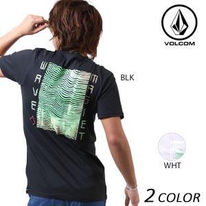 メンズ 半袖 Tシャツ VOLCOM ボルコム Mag Pocket Tee A5011704 EE1 C13 murasaki