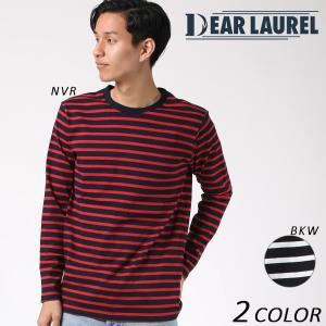 SALE セール メンズ 長袖 Tシャツ DEAR LAUREL ディアローレル 172201 EE3 I15|murasaki
