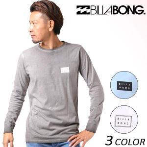 メンズ 長袖 Tシャツ BILLABONG ビラボン AH012-051 EX3 I10|murasaki
