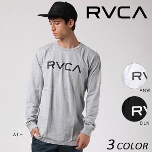 SALE セール メンズ 長袖 Tシャツ RVCA ル―カ AH042-050 EE3 I16|murasaki