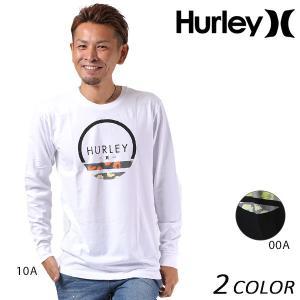 メンズ 長袖 Tシャツ Hurley ハーレー MTLSOLAS EE3 H11|murasaki