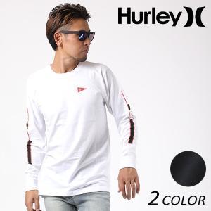 【数量限定】 メンズ 長袖 Tシャツ Hurley ハーレー MTS0025760 EE3 J10|murasaki