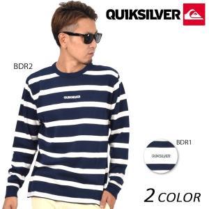 メンズ 長袖 Tシャツ QUIKSILVER クイックシルバー QLT174044 EX3 H22|murasaki