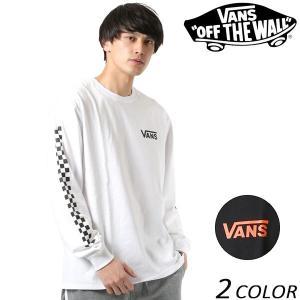 メンズ 長袖 Tシャツ VANS バンズ VA18SS-MT37 FF1 C9|murasaki