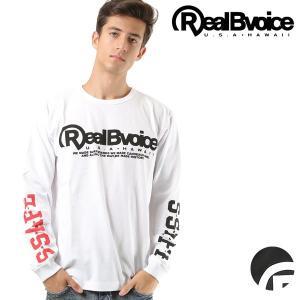 メンズ 長袖 Tシャツ Real.B.Voice リアルビーボイス 10051-10122 FF3 I6|murasaki