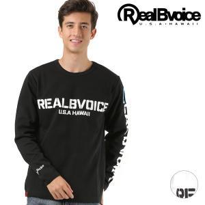 SALE セール メンズ 長袖 Tシャツ Real.B.Voice リアルビーボイス 10051-10124 FF3 I6|murasaki