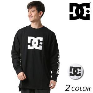 メンズ 長袖 Tシャツ DC ディーシー 5125J804 FX1 A20|murasaki