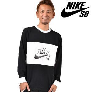 メンズ 長袖 Tシャツ NIKE SB ナイキエスビー AA1074-010 FF3 G13|murasaki