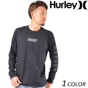 SALE セール メンズ 長袖 Tシャツ Hurley ハーレー AH7916 FF1 A9|murasaki