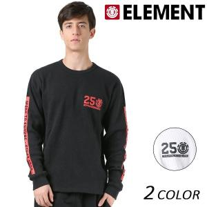 SALE セール メンズ 長袖 Tシャツ ELEMENT エレメント AI021-061 F1F I4|murasaki
