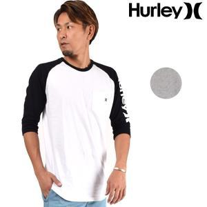 SALE セール メンズ 五分袖 Tシャツ Hurley ハーレー MTHROAP8 FF1 A29|murasaki