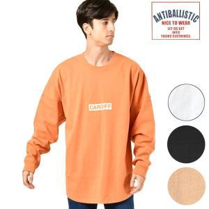 8798248a38e1 SALE セール メンズ 長袖 Tシャツ ANTIBALLISTIC アンティバルリスティック 191AN1LT027 トップス ロンT クルーネック  春 秋 冬 カジュアル GG1 A10