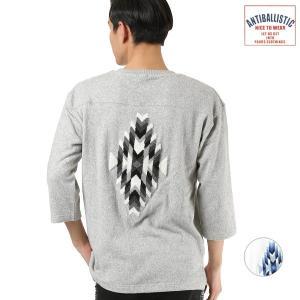449528dcfbd6 SALE セール メンズ 七分袖 Tシャツ ANTIBALLISTIC アンティバルリスティック 191AN1LT043 トップス 長袖 半袖 春 秋  冬 カジュアル GG1 A10