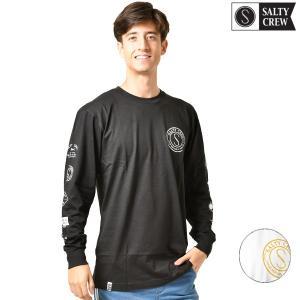 SALE セール メンズ 長袖 Tシャツ SALTY CREW ソルティー クルー 79-051 G...