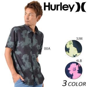 メンズ 半袖 シャツ Hurley ハーレー MVS0004060 EE3 F28|murasaki