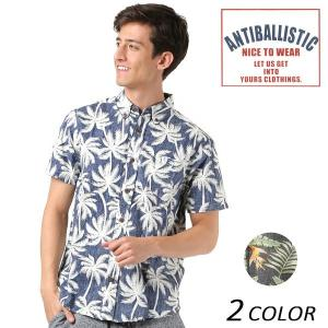 SALE セール メンズ 半袖 シャツ ANTIBALLISTIC アンティバルリスティック 182AM109001 FF1 D18|murasaki