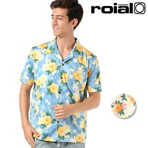 SALE セール メンズ 半袖 シャツ roial ロイアル LTD206 ムラサキスポーツ限定 FF2 E29|murasaki