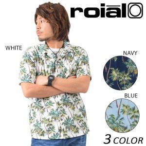 SALE セール メンズ 半袖 シャツ roial ロイアル MT270 EE1 D10|murasaki