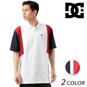 SALE セール メンズ 半袖 ポロシャツ DC ディーシー 5226J817 FX2 E11|murasaki