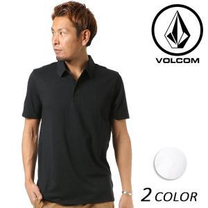 SALE セール メンズ 半袖 ポロシャツ VOLCOM ボルコム Wowzer Polo S/S A0111700 FF1 C26|murasaki