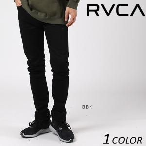 【数量限定】 送料無料 メンズ ロング パンツ (デニム) RVCA ル―カ AH042-701 EE3 I16 murasaki