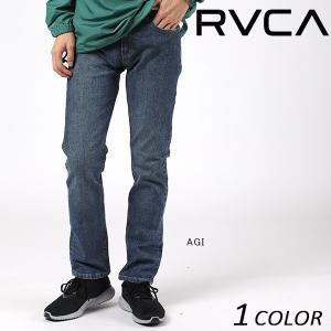 【数量限定】 送料無料 メンズ ロング パンツ (デニム) RVCA ル―カ AH042-704 EE3 I16 murasaki