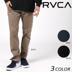 SALE セール メンズ ロング パンツ (チノ) RVCA ル―カ AH042-710 F1F I4 murasaki