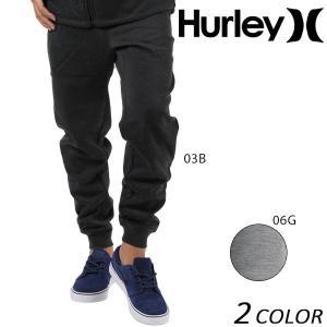 【数量限定】 メンズ ロング パンツ (スウェット) Hurley ハーレー MFB0000750 EE3 H29 murasaki