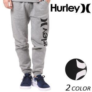 SALE セール メンズ ロング パンツ (スウェット) Hurley ハーレー MFBOAOFJ EE3 K1 murasaki