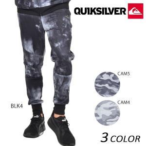 メンズ ロングパンツ (スウェット) QUIKSILVER クイックシルバー QPT174032 EX3 H22|murasaki