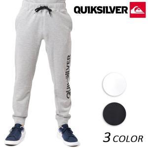 メンズ ロングパンツ (スウェット) QUIKSILVER クイックシルバー QPT181631M FX1 L13|murasaki