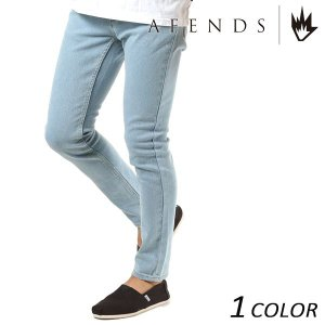 メンズ ロングパンツ AFENDS アフェンズ Junky Jeans 18A5-01 FF1 C24|murasaki