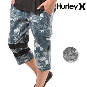 メンズ 七分丈 パンツ Hurley ハーレー MFBCRPGD ムラサキスポーツ限定 FF2 E2|murasaki