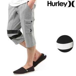 メンズ 七分丈パンツ Hurley ハーレー MFBCRPS8 ムラサキスポーツ限定 FF1 B21|murasaki