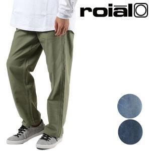 メンズ ロンパン roial ロイアル × GUNG HO ガンホー R803MCO02 FF3 H29 murasaki
