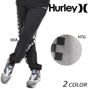 【数量限定】 送料無料 メンズ ロング パンツ (スウェット) Hurley ハーレー MTPGMCGH6 EE1 K7 murasaki