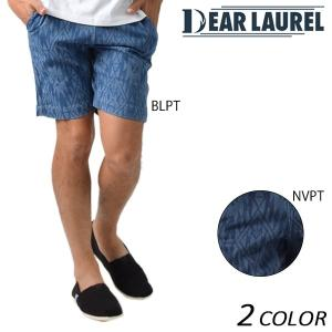 メンズ ショートパンツ DEAR LAUREL ディアローレル 14722102 EE1 F21|murasaki