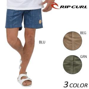 SALE セール メンズ ショートパンツ RIPCURL リップカール V01-602 F1S C15 murasaki