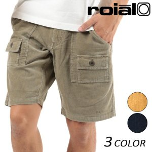SALE セール メンズ ショートパンツ roial ロイアル × GUNG HO ガンホー CO31 FF2 E8|murasaki