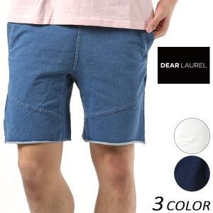 SALE セール メンズ ショートパンツ DEAR LAUREL ディアローレル D18S3302 FF1 C9|murasaki