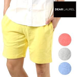 SALE セール メンズ ショートパンツ DEAR LAUREL ディアローレル D18S3307 FF2 E30|murasaki