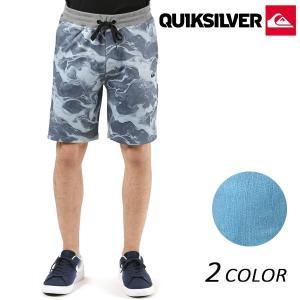 メンズ ショートパンツ QUIKSILVER クイックシルバー QWS181619T FX1 B15|murasaki
