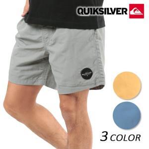 メンズ ショートパンツ QUIKSILVER クイックシルバー QWS182013 FX2 E10|murasaki