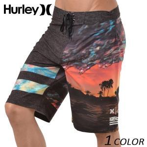 メンズ 水着 海水パンツ Hurley ハーレー PHANTOM CLARK LITTLE SHOREBREAK 20