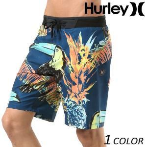 メンズ 水着 海水パンツ Hurley ハーレー PHANTOM HYPERWEAVE 2.0 TOUCAN 18